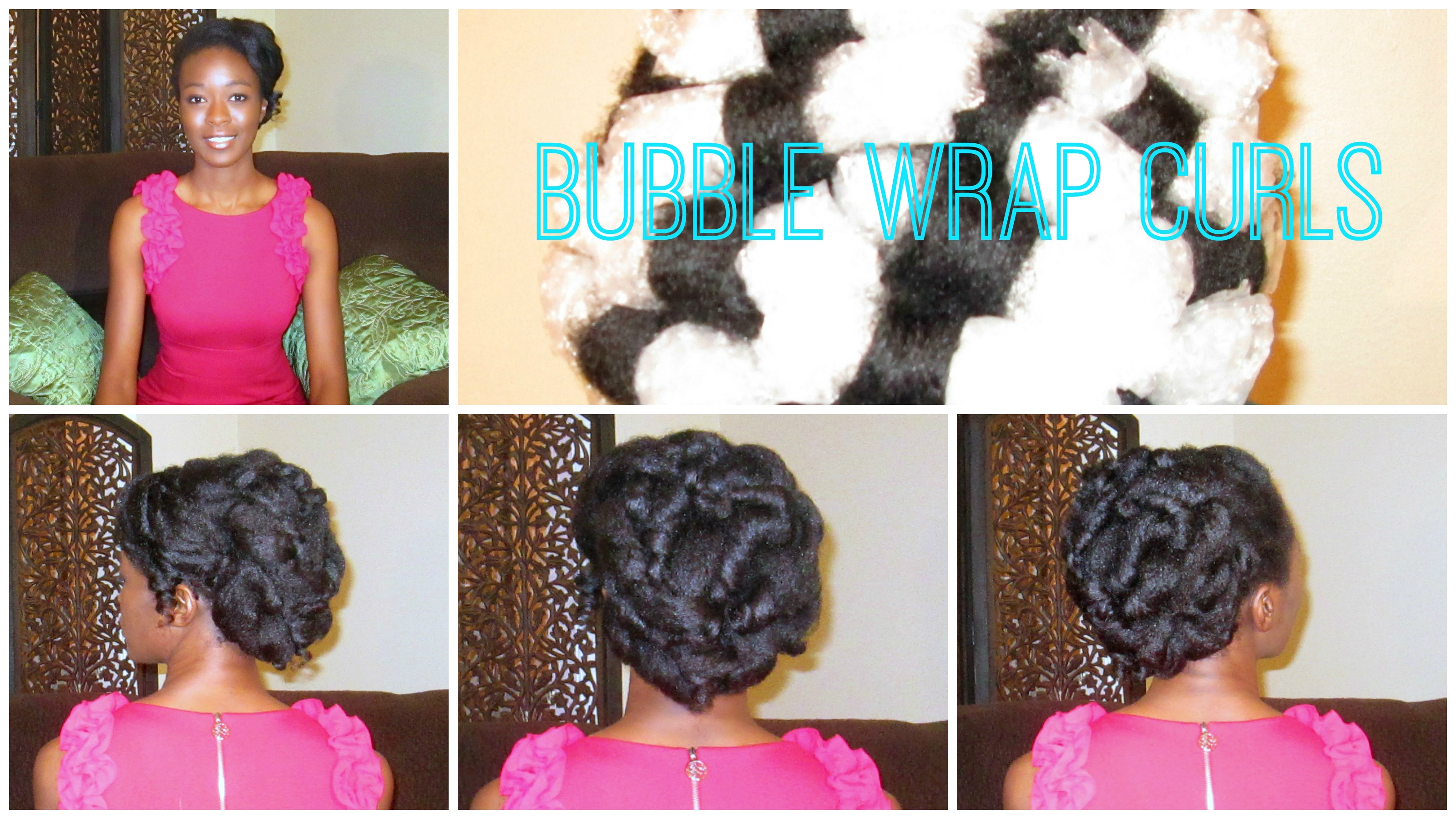 Hair Rollers For Short Hair Wrap Rollers on my Hair